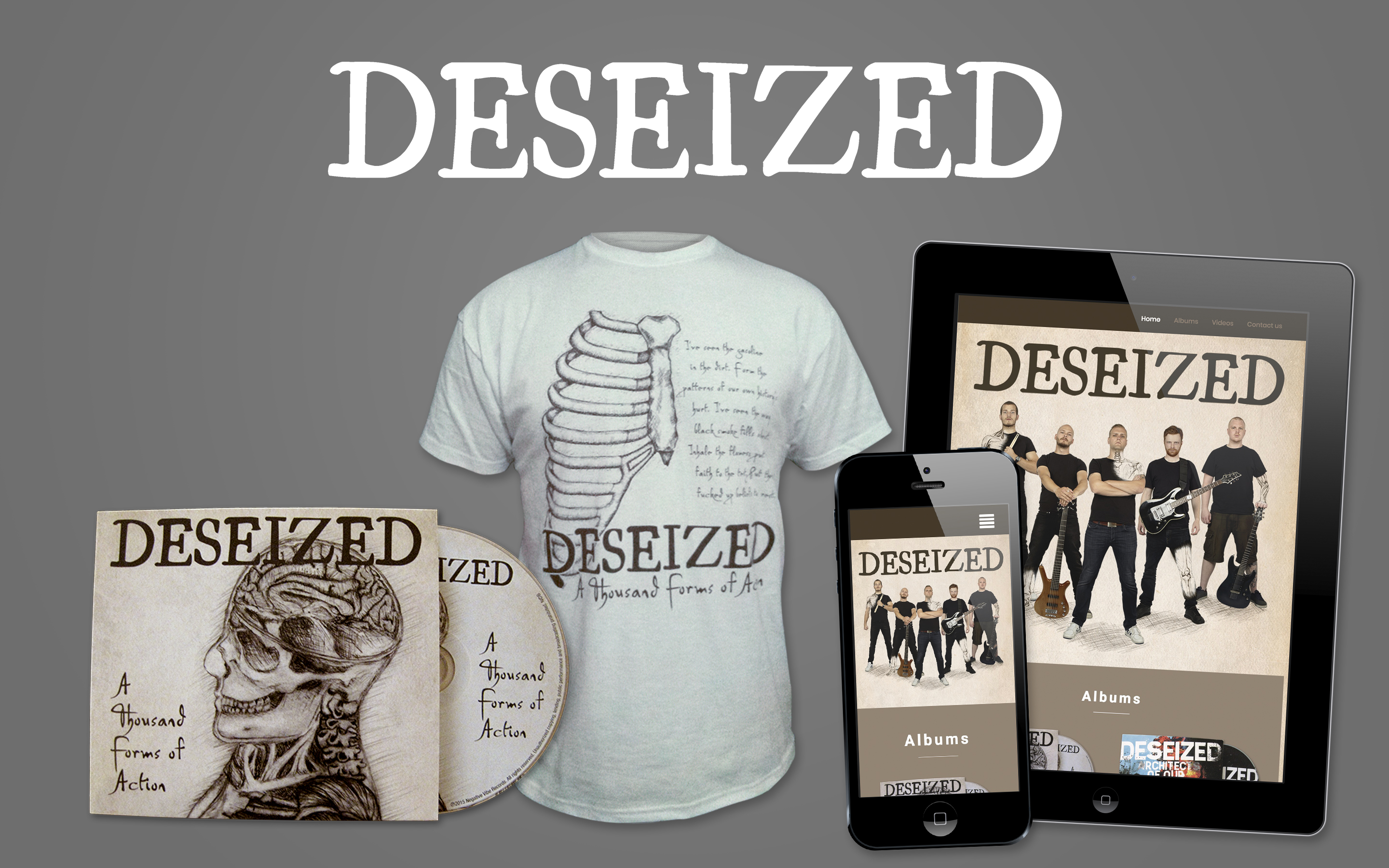 Deseized A Thousand Forms of Action
